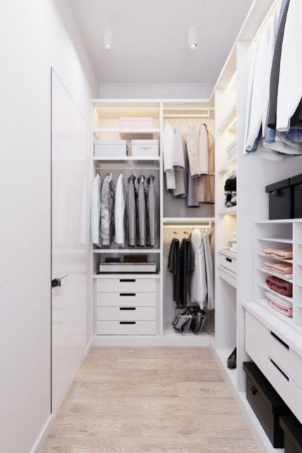 43 Brilliant Scandinavian Closet You Should Already Own | Garderobe