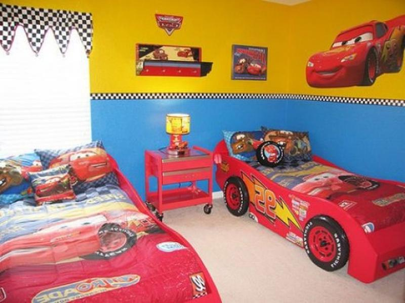 17 Awesome Car Inspired Bed Designs for Boys - Rilane