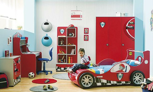 collection-of-kids-car-bedroom-set | Home Design And Interior