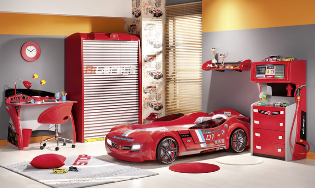 Car Bed Designs For Kids Room 6