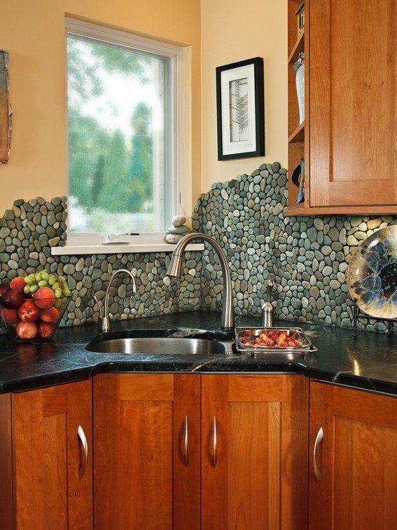 17 Cool & Cheap DIY Kitchen Backsplash Ideas To Revive Your Kitchen