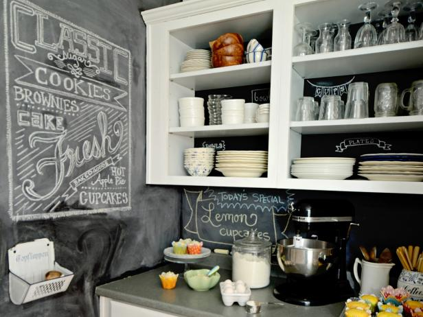 Inexpensive Kitchen Backsplash Ideas + Pictures From HGTV | HGTV