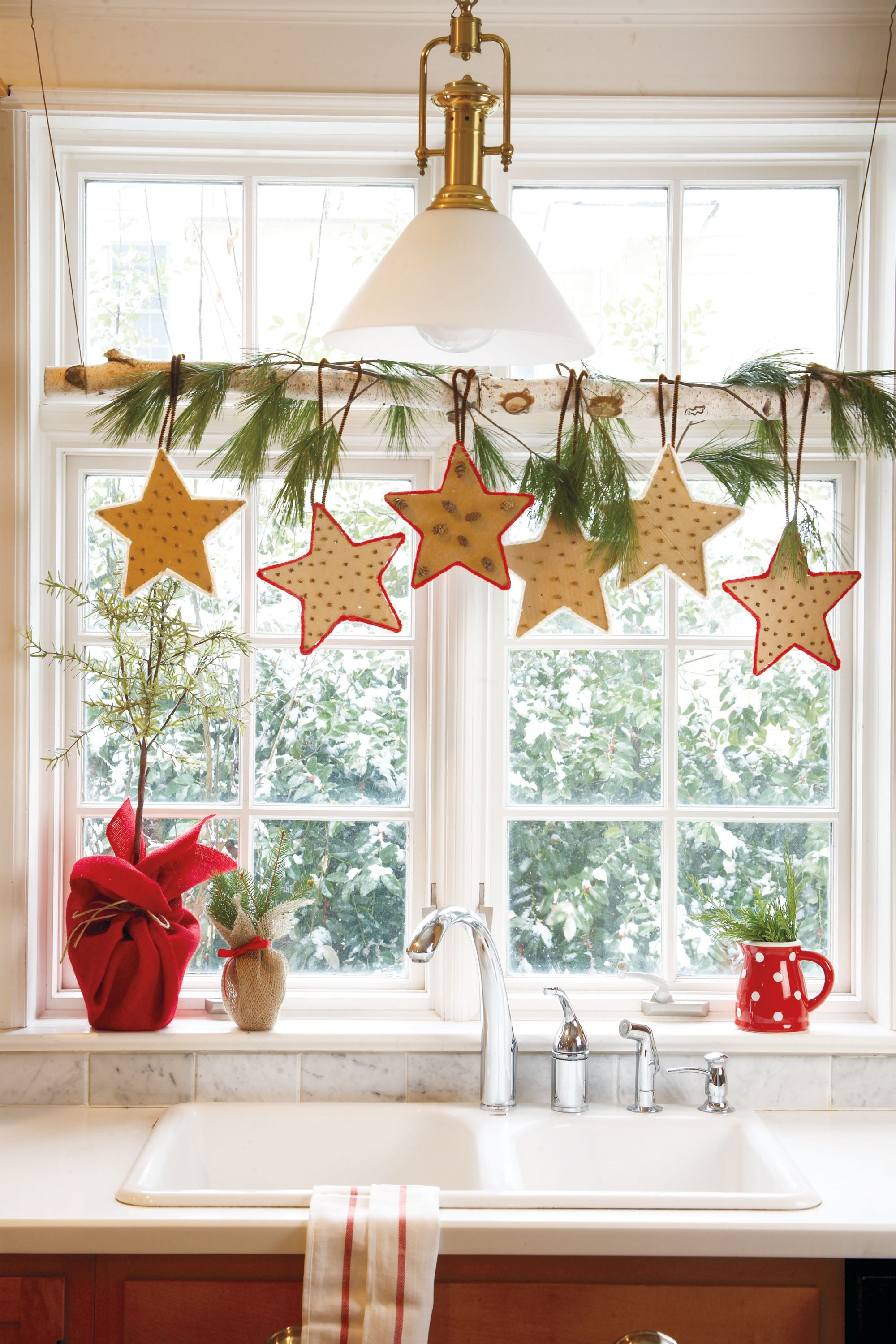 55 Easy DIY Christmas Decorations - Homemade Ideas for Holiday