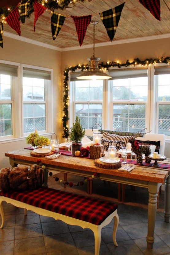 Christmas Kitchen Decor Ideas 8