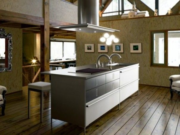 Contemporary Japanese Kitchens Ideas 1