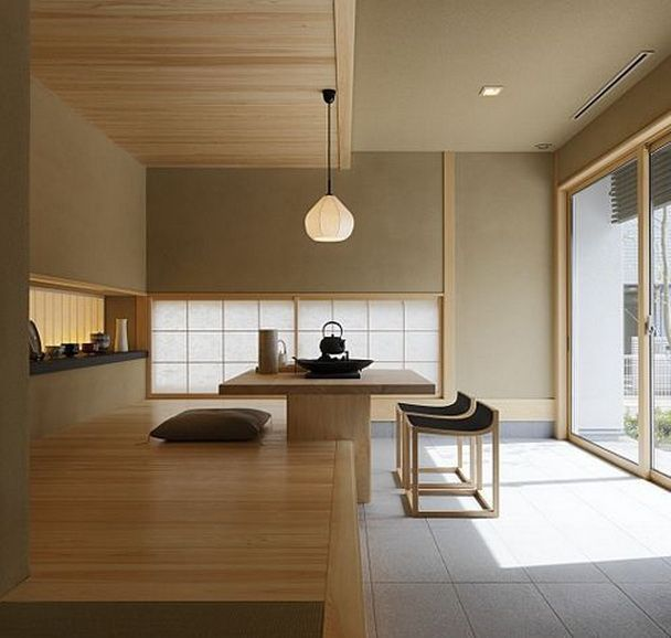 Contemporary Japanese Kitchens Ideas
