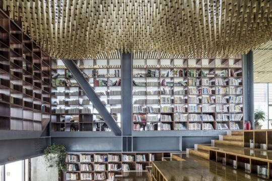 37 modern libraries from around the world