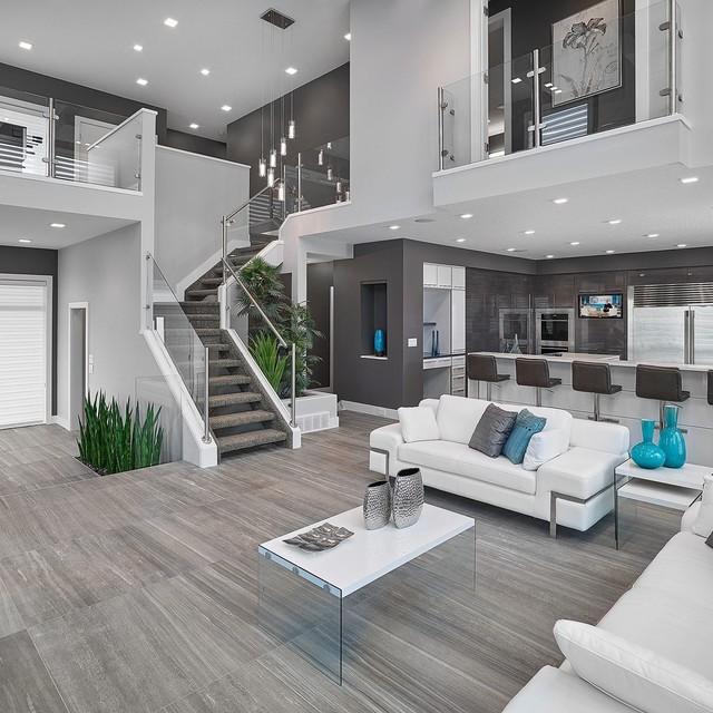 Contemporary Living Room Interior Designs – savillefurniture