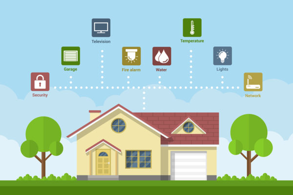 10 Steps to Converting your Home into a Smart Home - Green Building