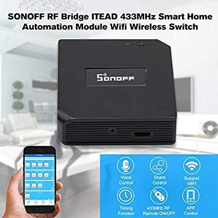 Amazon.com: SONOFF RF Bridge ITEAD 433MHz Smart Home Automation