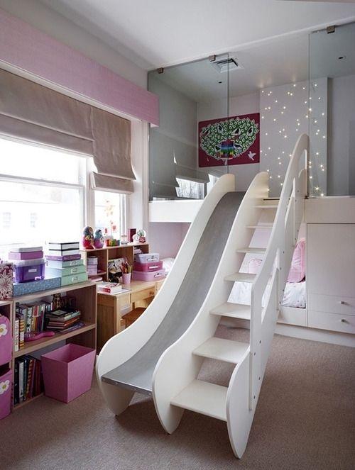 29 Ultra Cozy Loft Bedroom Design Ideas | Future home!! | Kids room