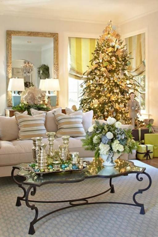 Christmas Living Room Ideas Inspirational 55 Dreamy Christmas Living