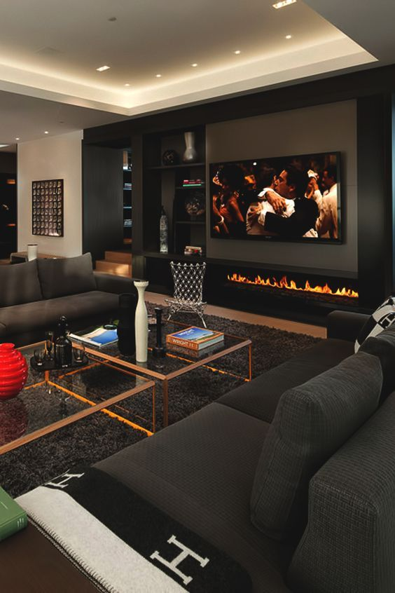 Cool Living Rooms 9