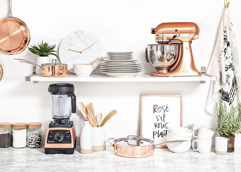 Create Your Dream Wedding Registry with Zola   HOME DECOR   Rose
