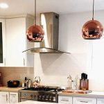 Copper Rose Gold Kitchen Themes Decorations