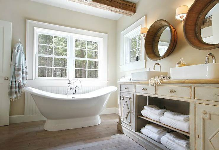 48 Luxury Cottage Style Bathroom Design Ideas Cottage Style Bathroom