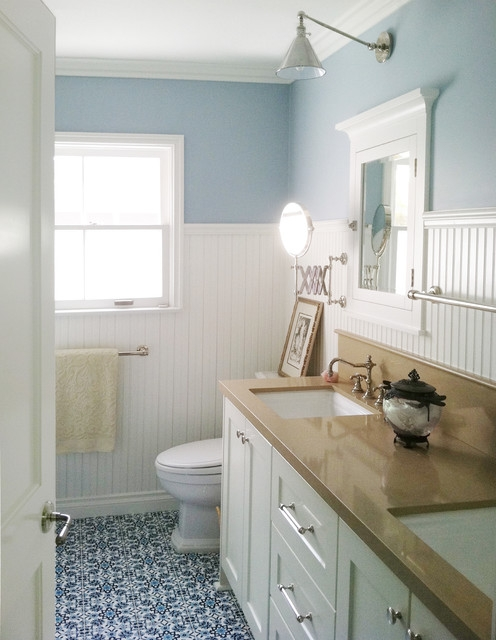 cottage farmhouse bathroom designs | Cottage Design Plans