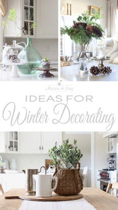 Country Winter Decoration Ideas