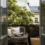 Cozy And Lovely Balcony On A Budget
