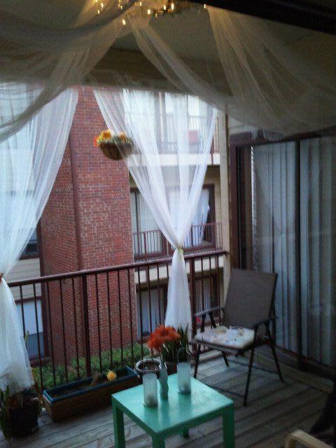 porch | Rental sweet rental | Apartment porch, Apartment balconies
