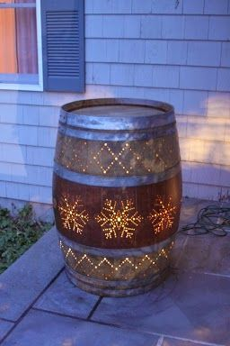 19+ Creative Uses For Old Wine Barrels Outdoors | Ideas & DIY