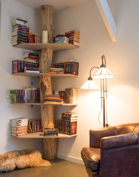 Creative Shelves Decor Design Ideas