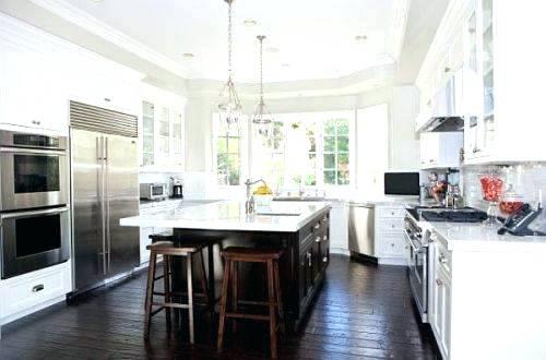 Dark Wood Floor Kitchen Grey Wood Floor Kitchen Grey Hardwood Floors