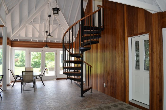 The Complete Attic Conversion Guide - Salter Spiral Stair