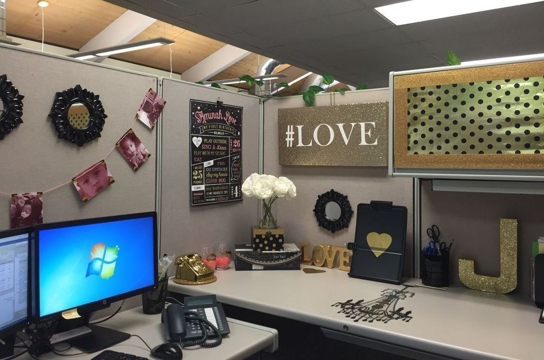 51 DIY Cubicle Decor Ideas for Better Working Space - decoria.net