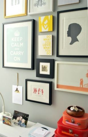 DIY Cubicle Decor Ideas For Better Working Space 13 | Office in 2019