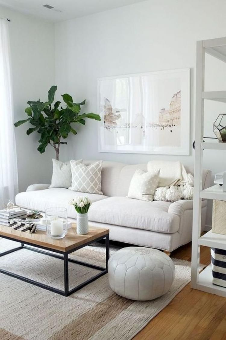 66 DIY Small First Apartment Decorating Ideas - carribeanpic.com