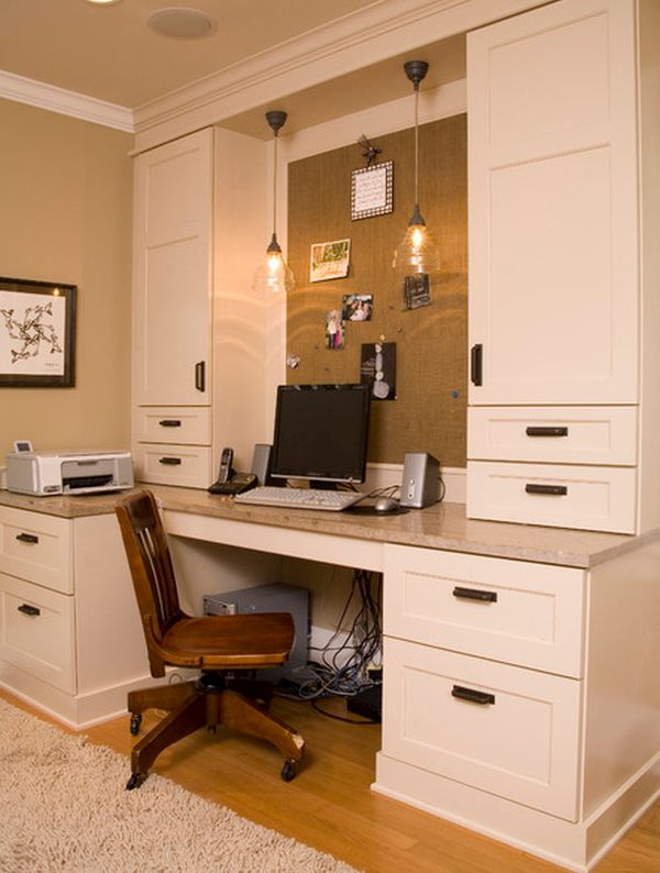 DIY Home Office Décor