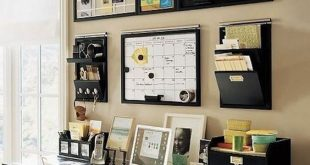 Home Office Organizer Tips For DIY Home Office Organizing | Home