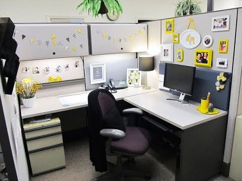 Top 40 Popular Office Decor Ideas 2018 | DIY Decorating Home Office