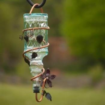 Making a Hummingbird Feeder | ThriftyFun