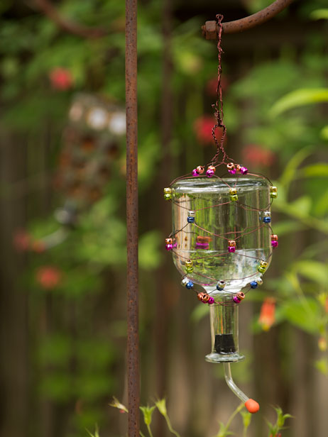 27 Homemade Hummingbird Feeders From Recycled Material u2013 The Self