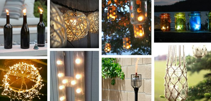 Diy Outdoor Lighting Ideas 2