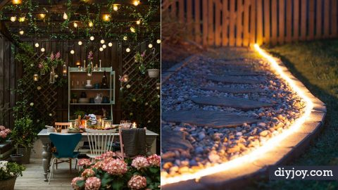 Diy Outdoor Lighting Ideas 5
