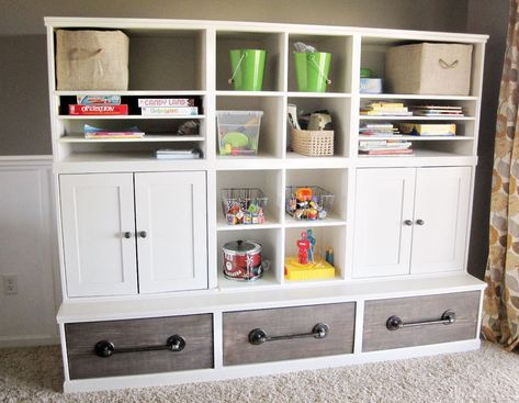 40 Amazing Diy Rustic Organizing Storage Projects Ideas | Trending