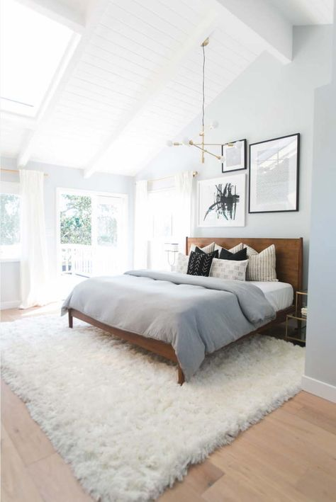 8 Gorgeous Vintage Mid Century bedrooms you will adore! - Daily