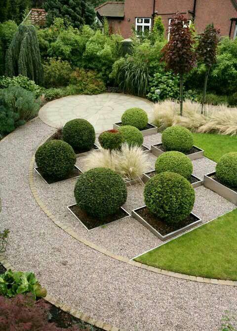 Elegant Backyard Design
