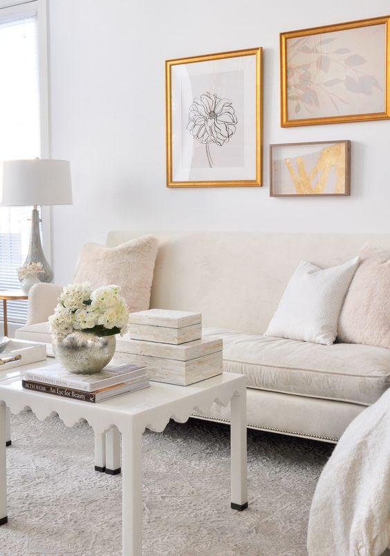 30 White Interior European Style Ideas That Will Inspire You   Home