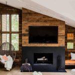 Elegant Modern Chimney Ideas