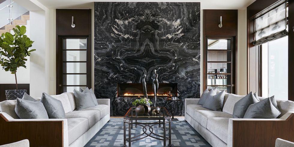 24 Unique Fireplace Mantel Ideas u2013 Modern Fireplace Designs