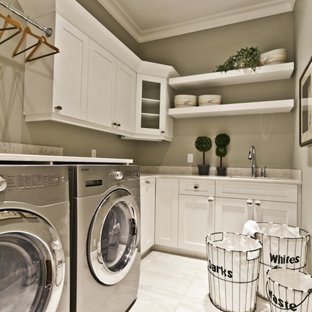 6 Feet Laundry Room Ideas & Photos | Houzz