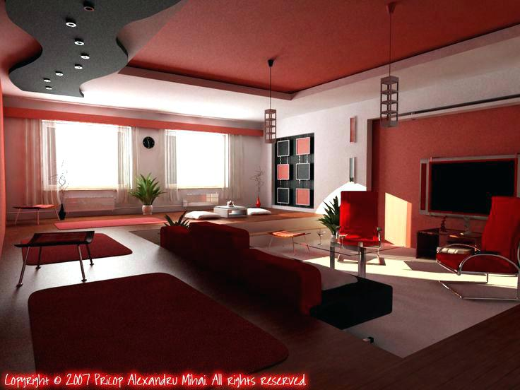 Extraordinary Red Black White Living Room Black White And Red Room