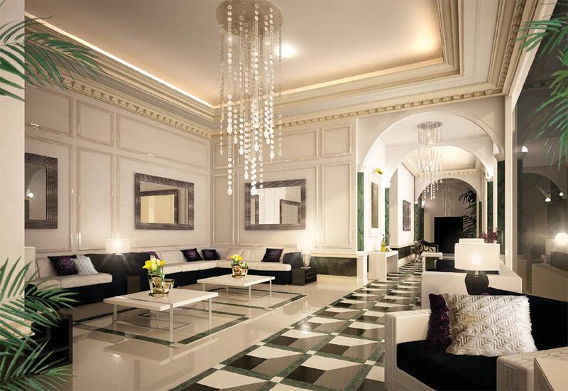 Extraordinary Luxury Interior Design Living Room | Fifthla.com