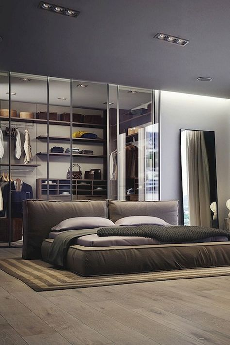 47+ Fabulous Modern Bedroom Interior Ideas | Bedroom | Bedroom