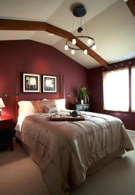 Red Bedroom Ideas Fabulous Dark Red Bedrooms With Wine Bedroom