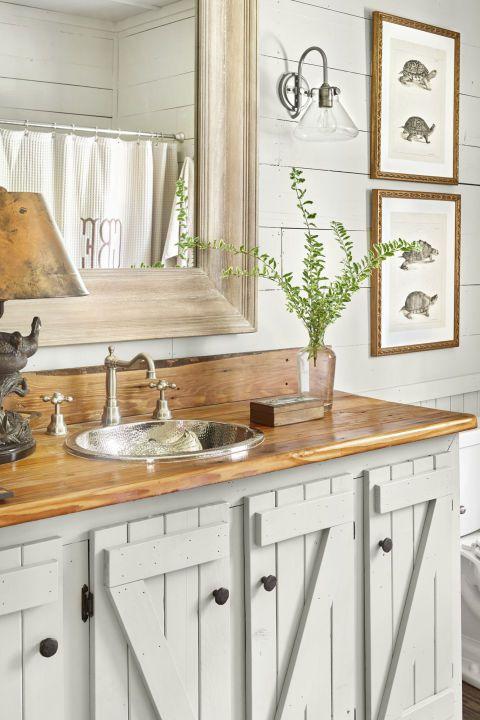 37 Rustic Bathroom Decor Ideas - Rustic Modern Bathroom Designs